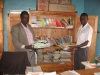 tom-amakoye-receives-books-for-ebulako-primary